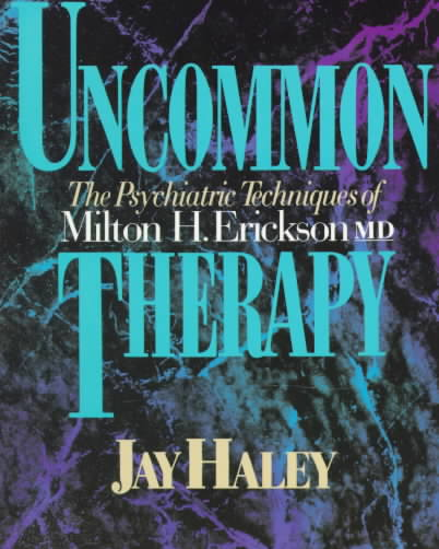Uncommon Therapy By Haley, Jay