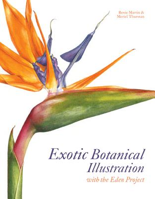 Exotic Botanical Illustration By Martin, Rosie/ Thurstan, Meriel
